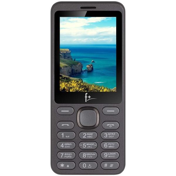 Мобильный телефон F+ — + S286 Dark Grey