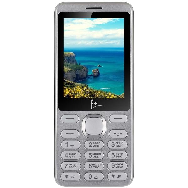 Мобильный телефон F+ — + S286 Silver