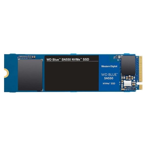Внутренний SSD накопитель WD 500GB Blue SN550 (WDS500G2B0C)