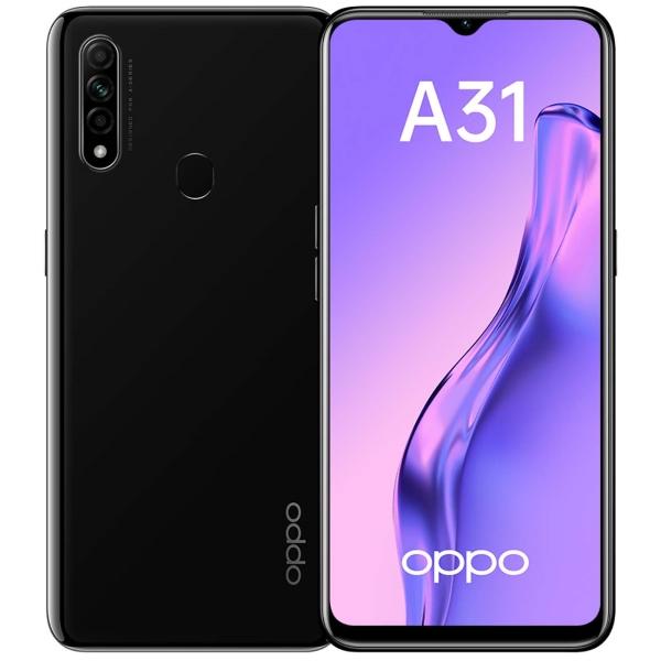 Смартфон OPPO — A31 4+64GB Mystery Black (CPH2015)