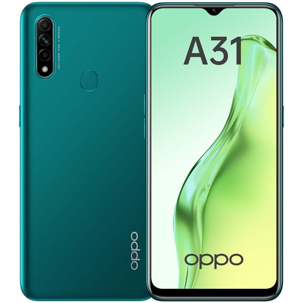 Смартфон OPPO — A31 4+64GB Lake Green (CPH2015)