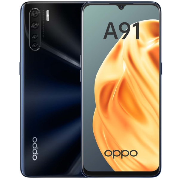 Смартфон OPPO — A91 Lightening Black (CPH2021)