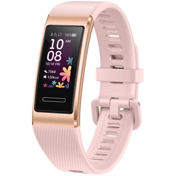 Фитнес-браслет Huawei Band 4 Pro Pink/Gold (TER-B19S)