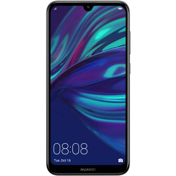 Смартфон Huawei Y7 2019 4+64GB Midnight Black (DUB-LX1) фото
