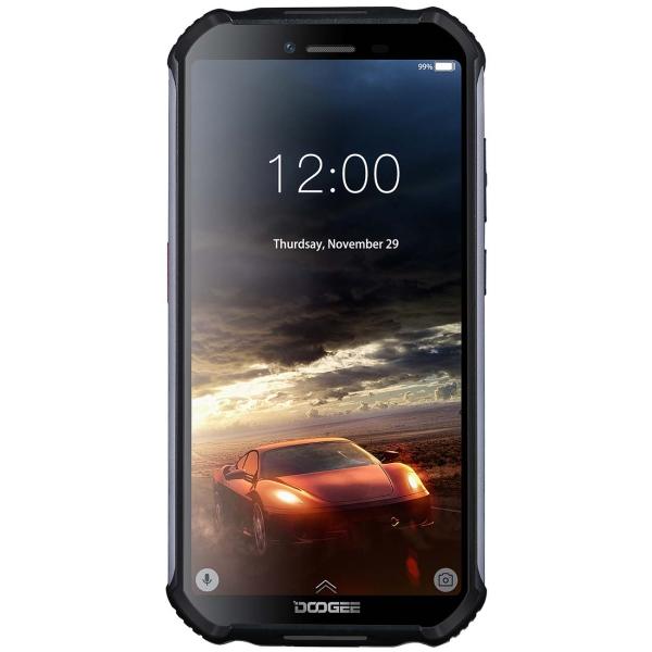 Смартфон Doogee S40 3+32GB Mineral Black фото