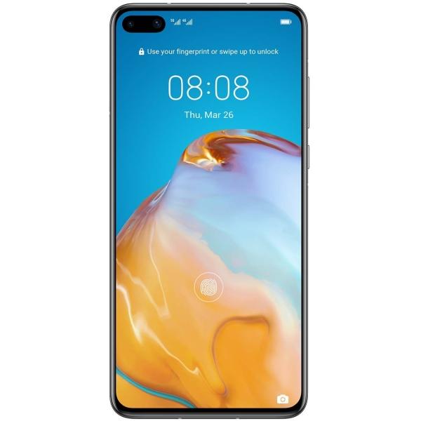 Смартфон Huawei — P40 Silver Frost (ANA-NX9)