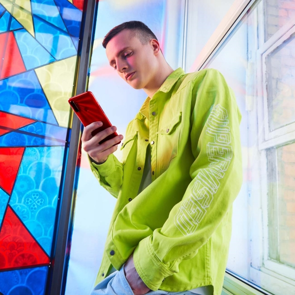 Смартфон Realme C3 3+64GB NFC Blazing Red (RMX2020)