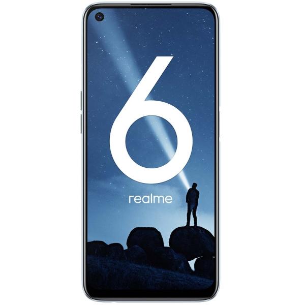 Смартфон Realme — 6 4+128GB Comet White (RMX2001)