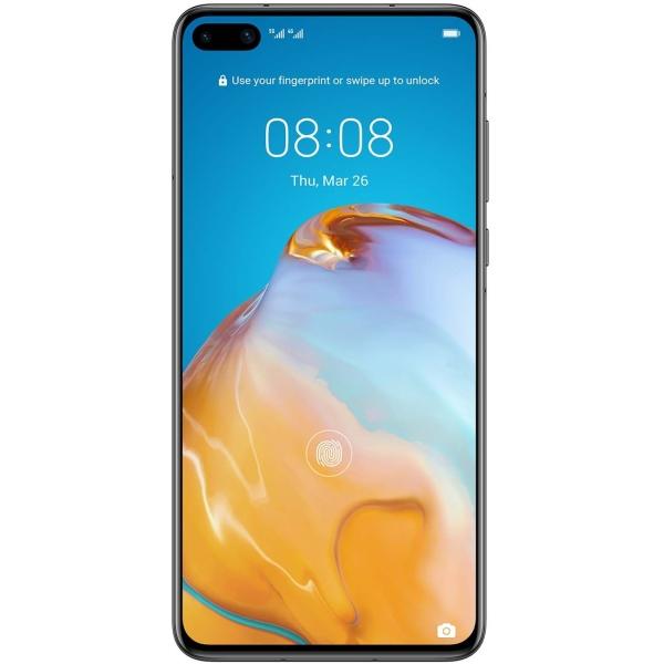 Смартфон Huawei — P40 Black (ANA-NX9)