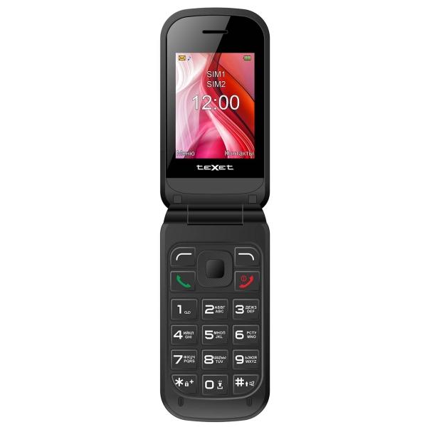 Мобильный телефон teXet — TM-B202 Blue
