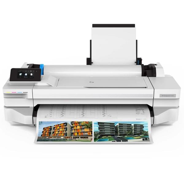 Плоттер HP Designjet T125 (5ZY57A)