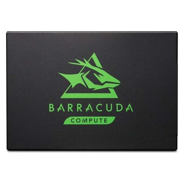 Внутренний SSD накопитель Seagate — 500GB Barracuda 120 (ZA500CM10003)