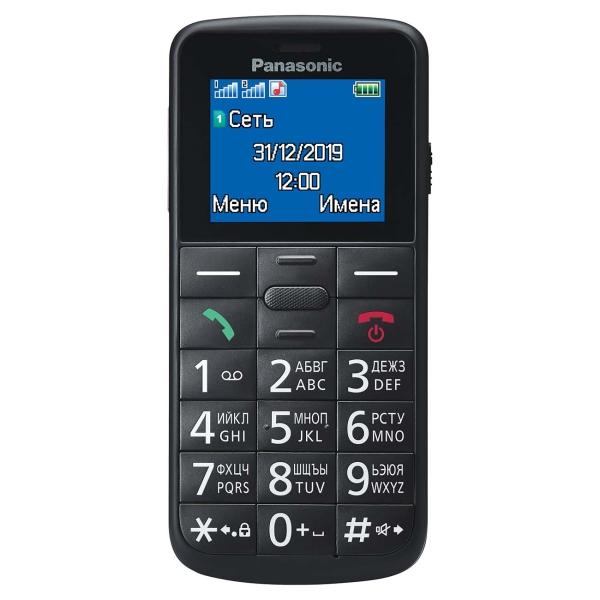 Мобильный телефон Panasonic — KX-TU110 Black