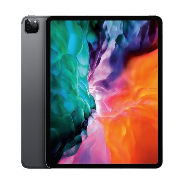 """Купить Планшет Apple iPadPro 12.9"""" (2020) 128GB Wi-Fi Cell Space Grey в каталоге интернет магазина М.Видео по выгодной цене с доставкой, отзывы, фотографии - Братск"""
