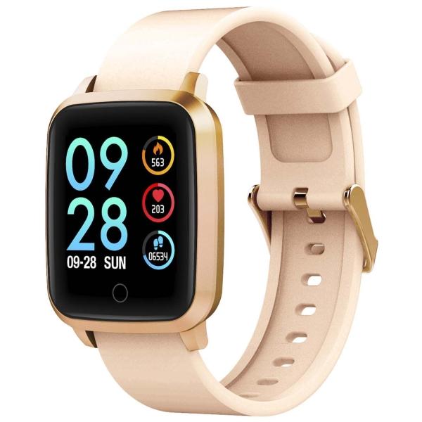 Смарт-часы Digma Smartline S11m Gold