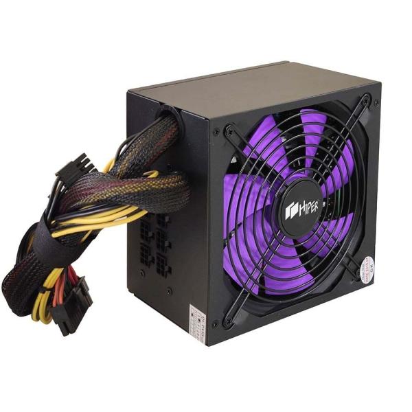 Блок питания для компьютера HIPER 800W HPB-800SM - характеристики, техническое описание в интернет-магазине М.Видео - Иркутск - Иркутск