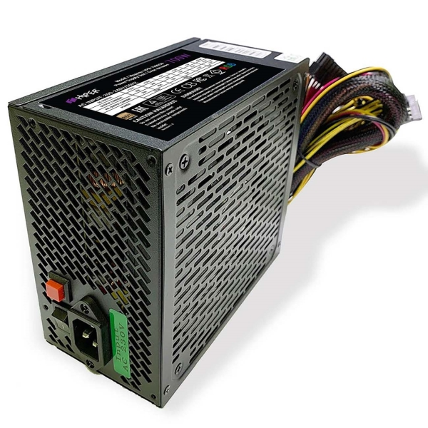 Блок питания для компьютера HIPER — 700W HPB-700RGB