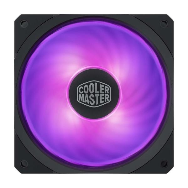 Вентилятор для компьютера Cooler Master MasterFan SF120R RGB MFX-B2DN-20NPC-R1