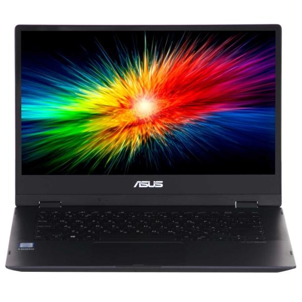 Ноутбук-трансформер ASUS VivoBook Flip TP412FA-EC013T