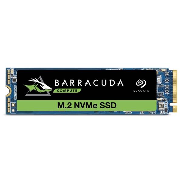 Внутренний SSD накопитель Seagate — 512GB M.2 2280 BarraCuda 510 (ZP512CM30041)