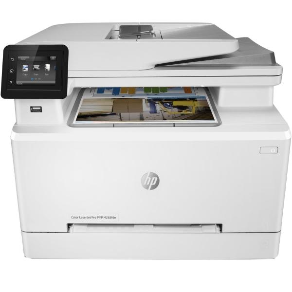 Лазерное МФУ (цветное) HP