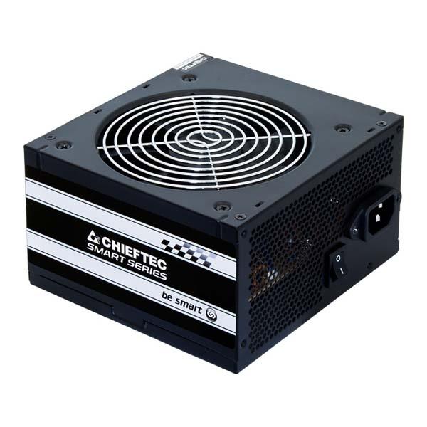 Блок питания для компьютера Chieftec — 600W Smart GPS-600A8