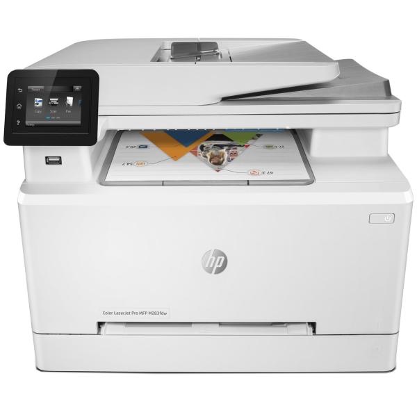 Купить Лазерное МФУ (цветное) HP Color LaserJet Pro M283fdw (7KW75A) в каталоге интернет магазина М.Видео по выгодной цене с доставкой, отзывы, фотографии - Москва