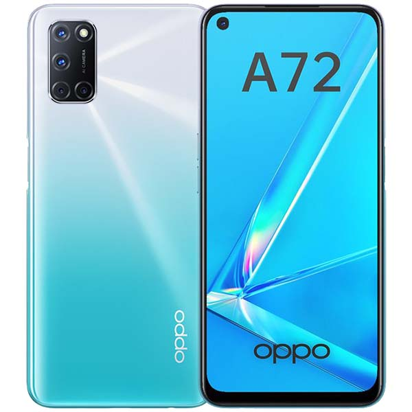 Смартфон OPPO — A72 4+128GB Shining White (CPH2067)