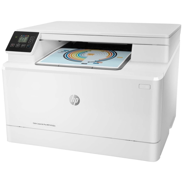 Лазерное МФУ (цветное) HP Color LaserJet Pro M182n