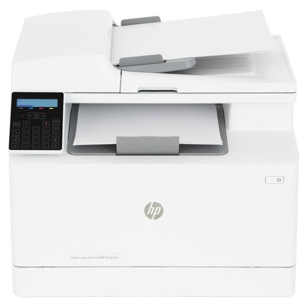 Купить Лазерное МФУ (цветное) HP Color LaserJet Pro M183fw в каталоге интернет магазина М.Видео по выгодной цене с доставкой, отзывы, фотографии - Москва
