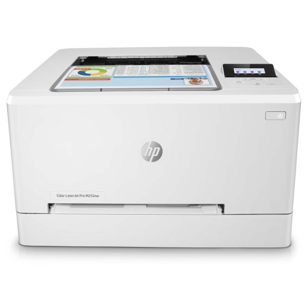 Лазерный принтер (цветной) HP Color LaserJet Pro M255nw