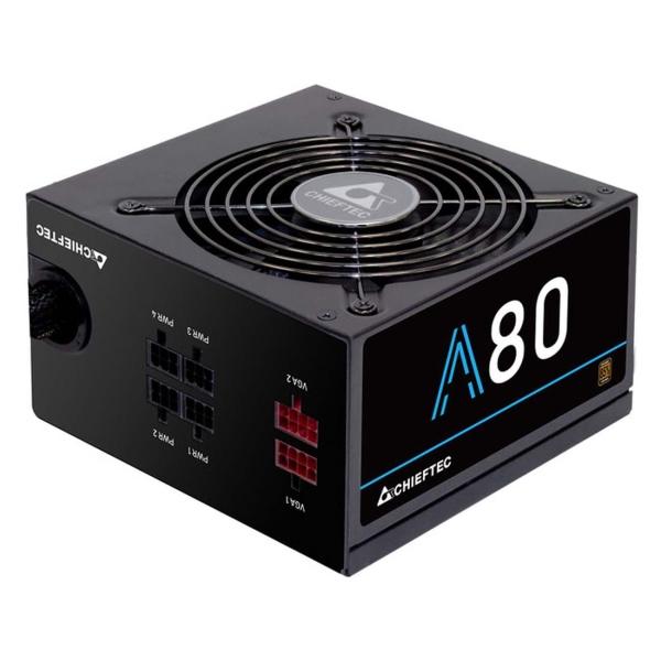 Блок питания для компьютера Chieftec — 550W CTG-550C