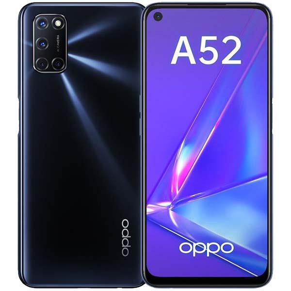 Смартфон OPPO A52 4+64GB Twilight Black (CPH2069) - наличие в магазинах М.Видео - Белгород