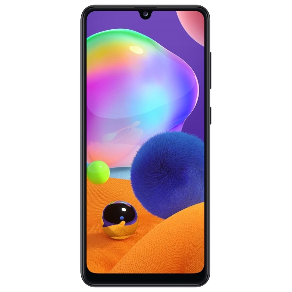 Смартфон Samsung — Galaxy A31 128GB Black (SM-A315F)
