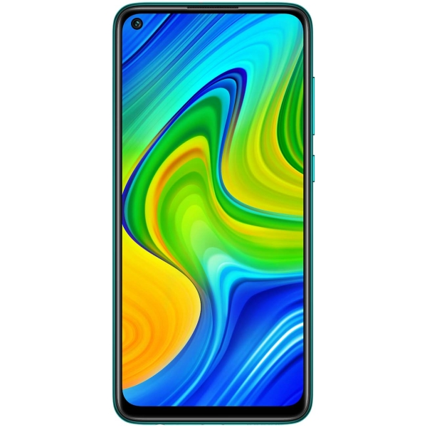 Смартфон Redmi — Note 9 64GB Forest Green