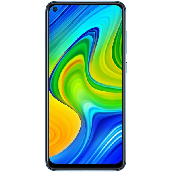 Смартфон Redmi — Note 9 128GB Midnight Grey
