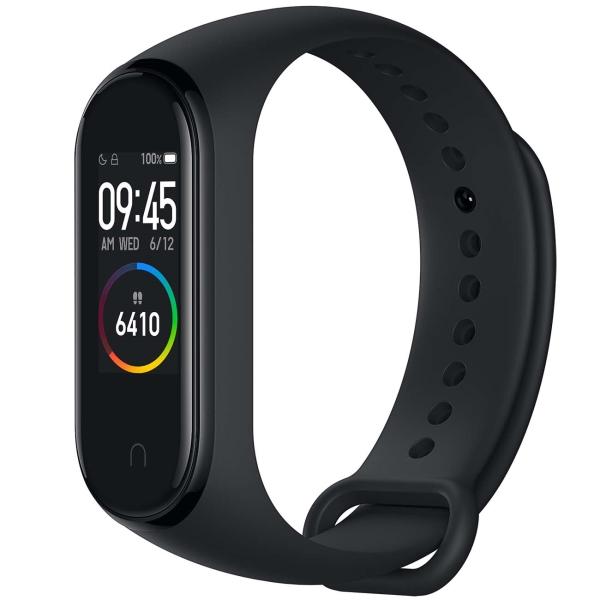 Фитнес-трекер Xiaomi Mi Smart Band 4 NFC Black (MGW4059RU) фото
