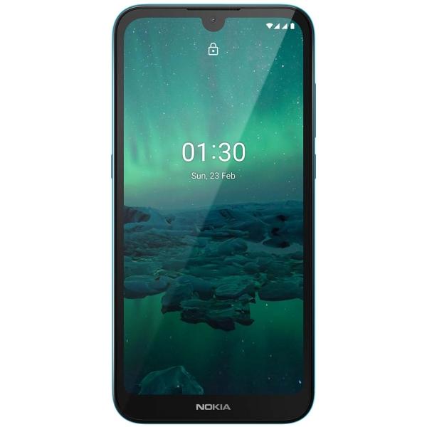 Смартфон Nokia — 1.3 16GB Cyan (TA-1205)