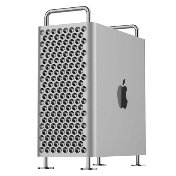 Системный блок Apple, Mac Pro W 24 Core/1, 5Tb/8TB/RPro Vega II Duo/AfB, серебристый  - купить со скидкой