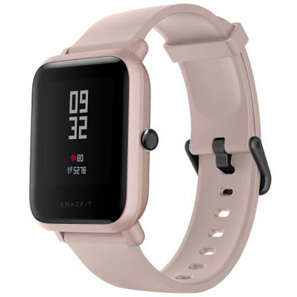 Смарт-часы Amazfit Bip S Warm Pink фото