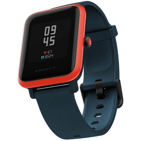 Смарт-часы Amazfit Bip S Red Orange