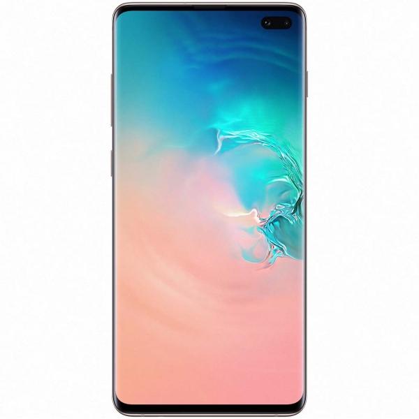 Смартфон Samsung — Galaxy S10+ 128GB White Ceramic (SM-G975F/DS)
