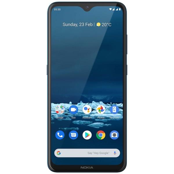 Смартфон Nokia — 5.3 4+64GB Cyan (TA-1234)