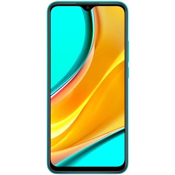 Купить Смартфон Xiaomi Redmi 9 4+64GB Ocean Green в каталоге интернет магазина М.Видео по выгодной цене с доставкой, отзывы, фотографии - Москва - Подборка отличных смартфонов