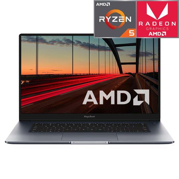 Ноутбук Honor — MagicBook 15 256GB Space Gray (Boh-WAQ9HNR)