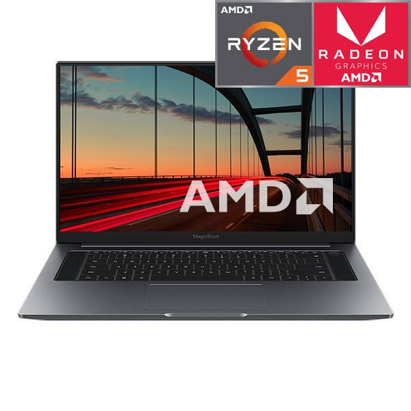 Ноутбук Honor MagicBook Pro 512GB Space Gray (HLY-W19R) фото
