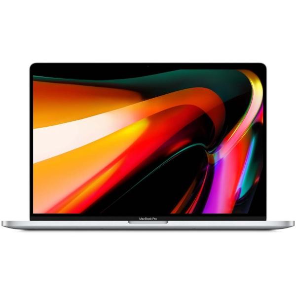 Ноутбук Apple MacBook Pro 16 i7 2,6/64/2T/RP 5600M 8Gb Sil фото