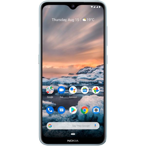 Смартфон Nokia — 7.2 128GB Ice (TA-1196)