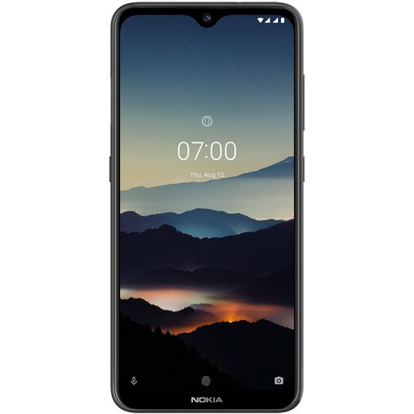 Смартфон Nokia — 7.2 128GB Charcoal (TA-1196)