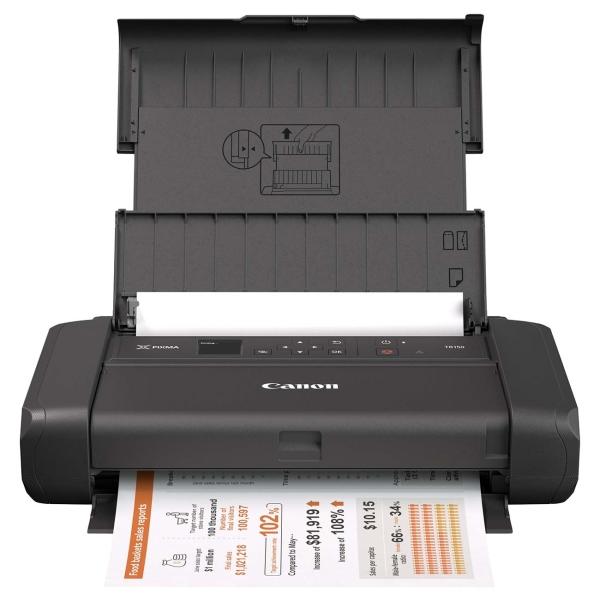 Струйный принтер Canon PIXMATR150 с аккумулятором